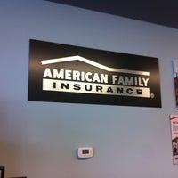 Photo taken at American Family Insurance - David Mueller by Helene K. on 8/28/2013