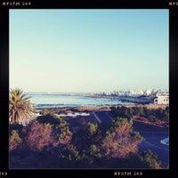 Photo taken at Britannia Bay by Kirsten F. on 12/28/2012
