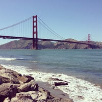 Photo taken at Crissy Field by Rob S. on 5/18/2013