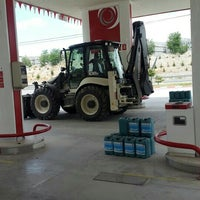 Photo taken at ÜNSA PETROL by Mahmut K. on 7/7/2016