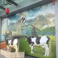Photo taken at Chocolate Museum by Nisha A. on 2/26/2018