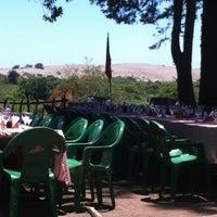 Photo taken at Posada Del Parque by Katherine Q. on 12/27/2012