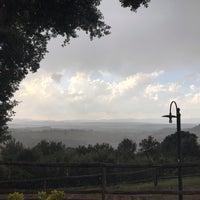 Photo taken at Agriturismo Antico Borgo Poggiarello by Leonardo A. on 10/2/2018