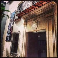 Foto tomada en Museo Carmen Thyssen Málaga por Joselete I. el 5/2/2013