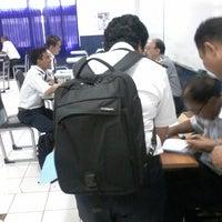 Photo taken at Sekolah Tinggi Ilmu Pelayaran (STIP) Marunda by Sony Frey S. on 6/12/2014