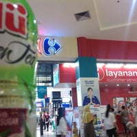 Photo taken at Carrefour by Sony Frey S. on 10/29/2014