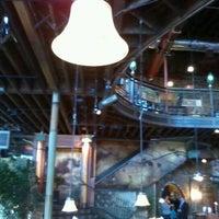 Photo taken at Loring Pasta Bar by Degagius on 10/12/2012
