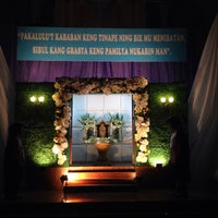 Photo taken at Immaculate Conception Parish Church by Sed P. on 3/24/2016