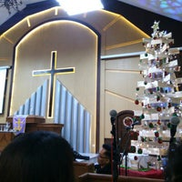 Photo taken at GPIB Martin Luther by Mizzyluv on 12/24/2015