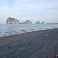 Photo taken at Pakmeng Resort by Paizon L. on 3/29/2014