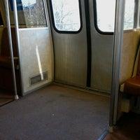 Photo taken at WMATA Red Line Metro by Damon B. on 11/16/2012