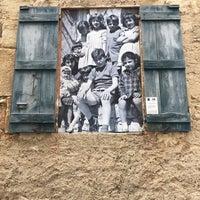 Photo taken at Vaison-la-Romaine by Cindy F. on 10/22/2016