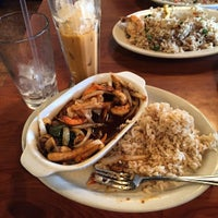 Photo taken at Nunthaporn's Thai Cuisine by Ryan W. on 9/1/2015