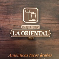 Photo taken at Antigua Taqueria La Oriental by Ramon T. on 9/2/2015