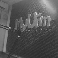 Photo taken at MyUfm Communication Center by eysxx _. on 12/8/2015