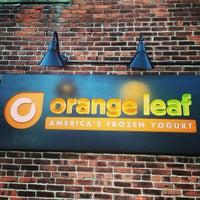 Photo taken at Orange Leaf by Quinton C. on 4/21/2013