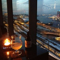Photo taken at SkyLounge Amsterdam by Peter X. on 2/11/2013
