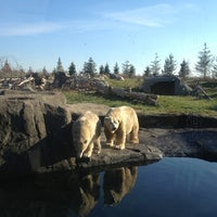 Photo taken at Columbus Zoo and Aquarium by Eric H. on 11/26/2012