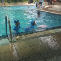 Photo taken at Swimming Pool Chuan Chuen City Village by Noina S. on 7/18/2016
