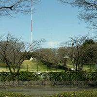 Photo taken at 文化放送 川口送信所 by kenzo on 3/20/2016