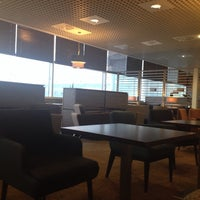 Photo taken at Servisair Executive Lounge by Craig B. on 12/29/2013