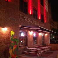 Photo taken at Dinosaur Bar-B-Que by Colin D. on 6/6/2013