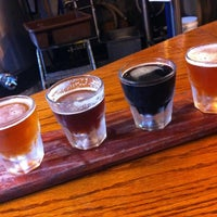 Photo taken at Boulder Creek Brewery & Cafe by Jay H. on 12/1/2012