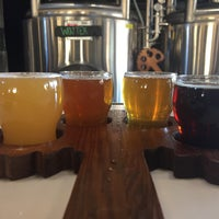 Photo taken at Elmhurst Brewing Company by Jay H. on 4/7/2018