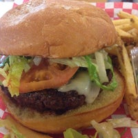 Photo taken at Marc Burger by Jay H. on 10/21/2014