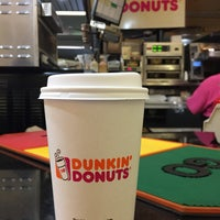 Photo taken at Dunkin Donuts by Jay H. on 11/17/2016