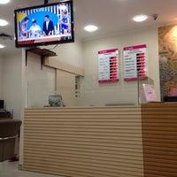 Photo taken at ธนาคารออมสินสาขาบิ๊กซี บ้านโป่ง by chayathip b. on 3/10/2016
