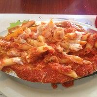 Photo taken at Lonzalo's Pizzeria by Courtenay O. on 3/12/2013