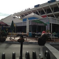 Photo taken at St. Petersburg Pier by Courtenay O. on 1/5/2013