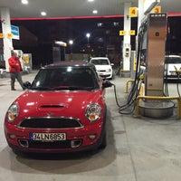 Photo taken at Shell by Hüseyin Şenel on 12/28/2016