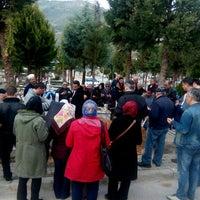 Photo taken at Soğukkuyu Mezarlığı by Osman K. on 2/26/2016