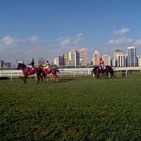 Foto tirada no(a) Jockey Club de São Paulo por Rodrigo T. em 4/20/2013
