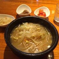 Foto tomada en 韓国家庭料理 さらん房 por Maki T. el 10/1/2015