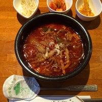 Foto tomada en 韓国家庭料理 さらん房 por Maki T. el 9/3/2015
