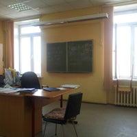 Photo taken at ГБОУ СПО КСУ #44 by Аня Б. on 3/18/2013