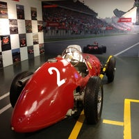 Photo taken at Museo Ferrari by Marianne B. on 7/3/2013