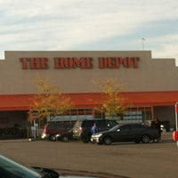 Photo taken at The Home Depot by Megan on 9/29/2012
