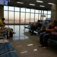 Photo taken at Terminal 2 (TPS2) by Thi N. on 10/10/2012
