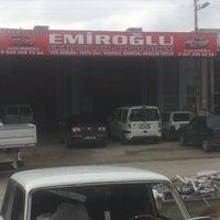 Photo taken at emiroglu oto boya by Samet E. on 3/8/2018