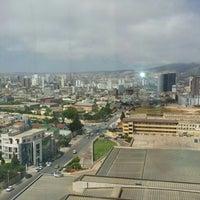 Photo taken at Sheraton Oran by Naif A. on 6/22/2013