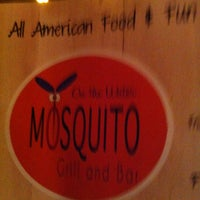 Photo taken at Mosquito Grill & Bar by Joanne C. on 3/31/2013