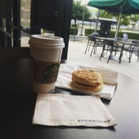 Photo taken at Starbucks by Takuo I. on 6/10/2015