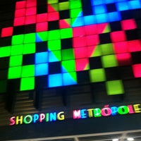 Photo taken at Shopping Metrópole by Paullyne L. on 5/17/2013