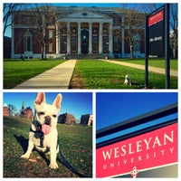 Photo taken at Wesleyan University by Matty M. on 5/2/2015