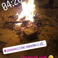 Photo taken at Ezine 3. Jandarma Eğitim Tabur Komutanlığı by 🦋Seray🦋 . on 4/13/2018