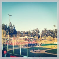 Photo taken at SLO Blues Baseball by Melissa Jenna G. on 6/20/2013